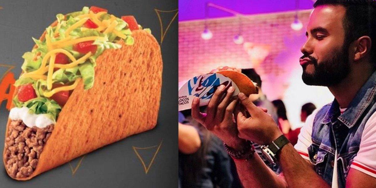 Doritos Locos Tacos: La fusión entre los tacos originales y el sabor de Doritos