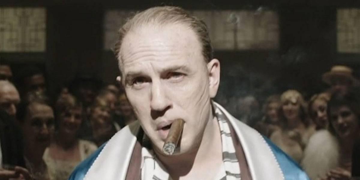 Tom Hardy es Al Capone en Fonzo, la nueva película del director de FANT4STIC