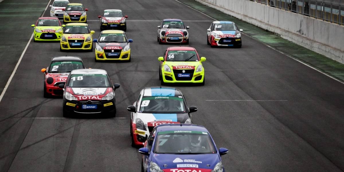La Fórmula Total vuelve a Codegua tras el receso de invierno