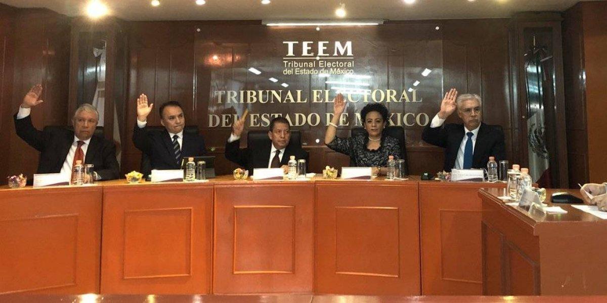 Quitan a Morena 10 diputados en el Estado de México