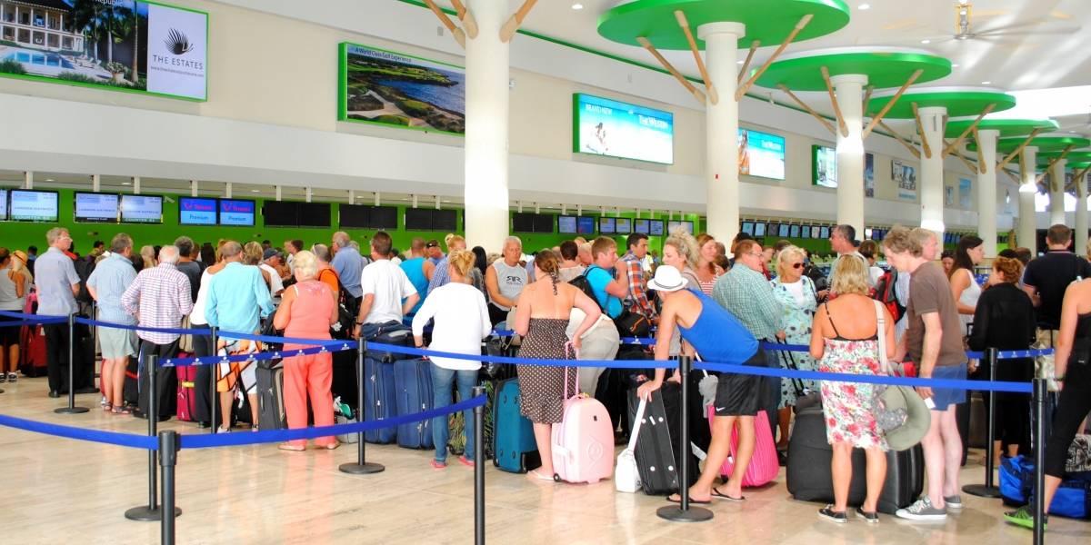 RD recibió más de 4,1 millones de turistas entre enero y julio 2018