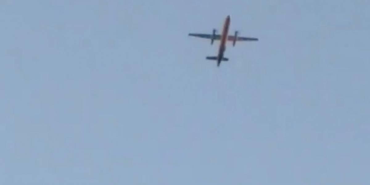 Un mecánico roba un avión y luego lo estrella en el sur de Seattle, Estados Unidos