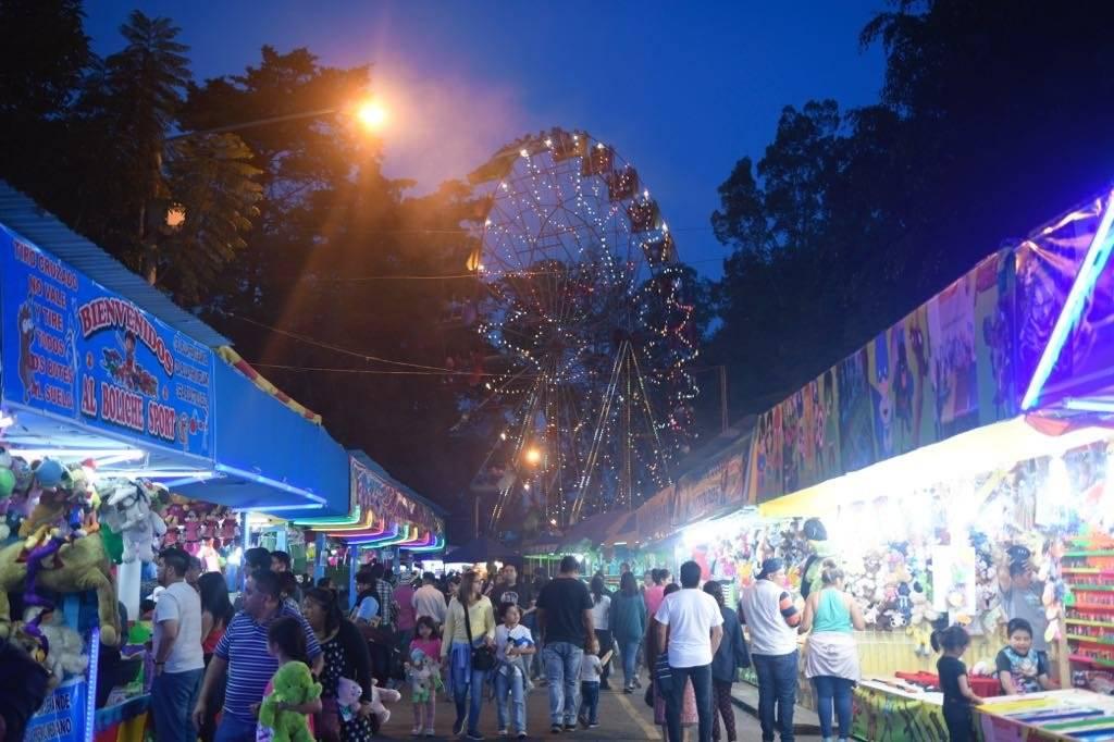 Feria de Jocotenango