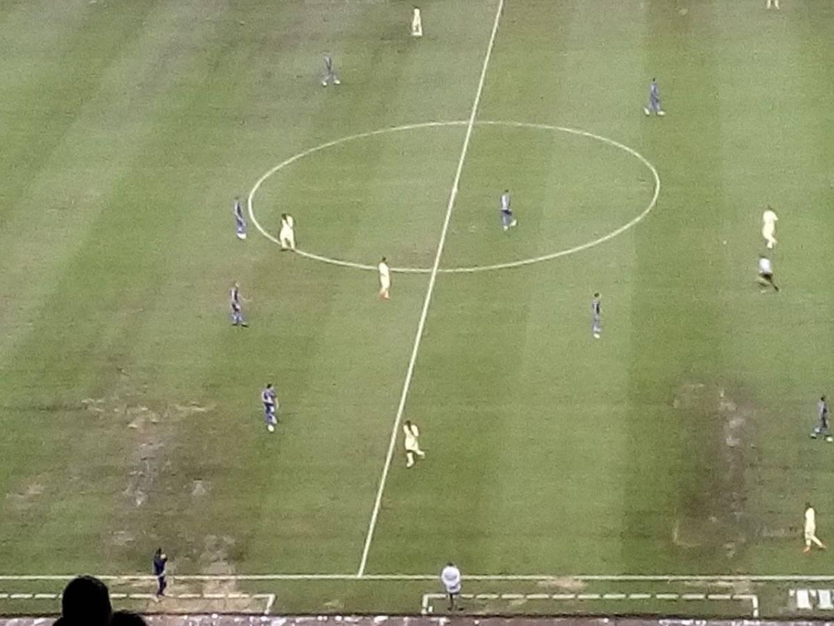 Estadio Azteca César Becerra