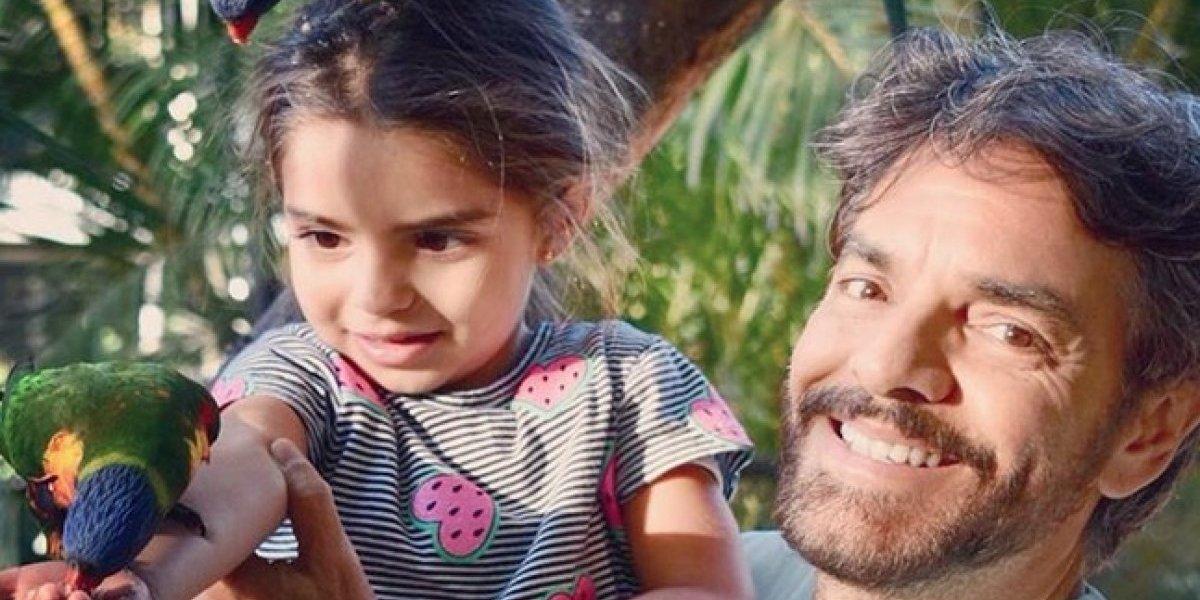 Por una foto, comparan a Aitana con uno de los personajes de Eugenio Derbez