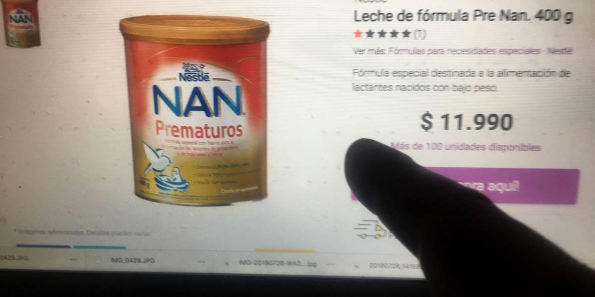 """Nestlé tras ampliación de alerta alimentaria de NAN Prematuros: """"Reiteramos el llamado a no consumir este producto"""""""