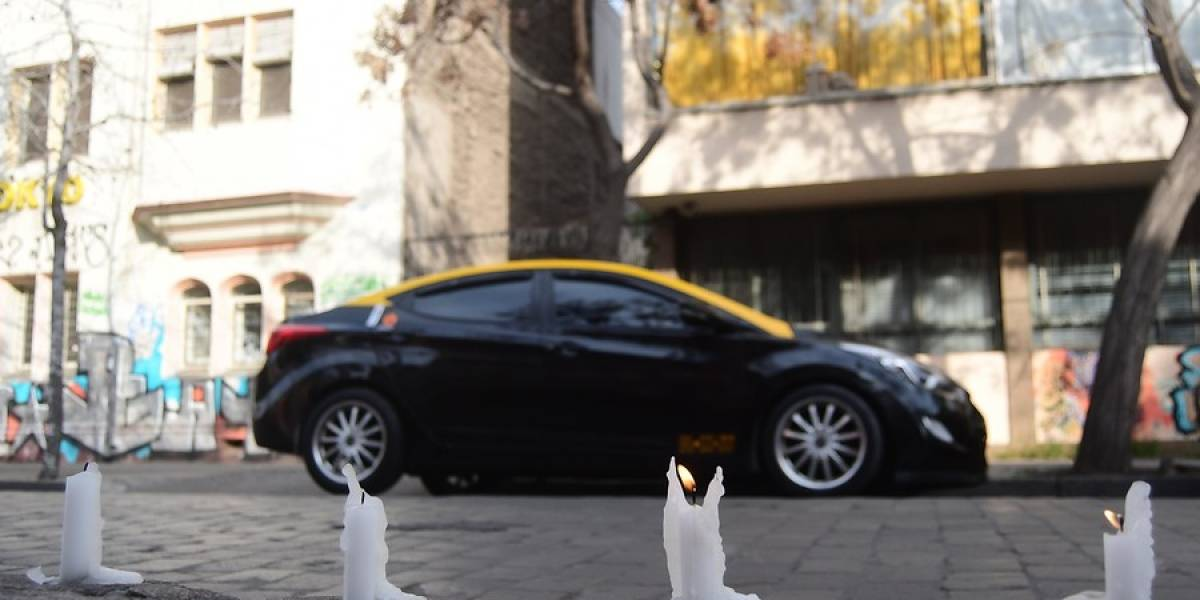 Chofer Uber que habría disparado a taxistas quedó en prisión preventiva