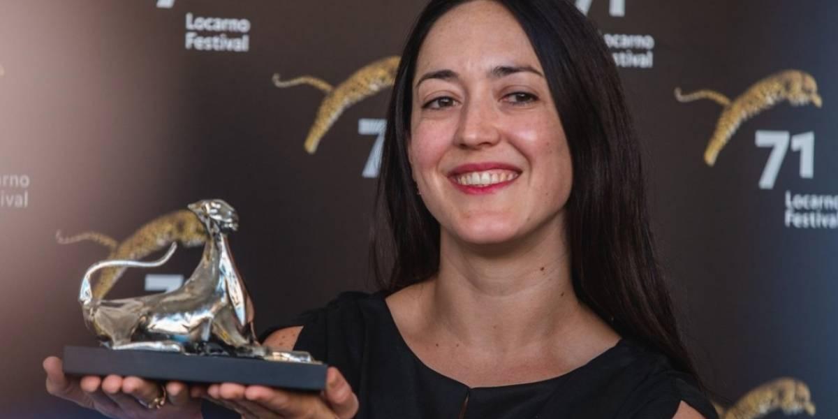 Dominga Sotomayor se convierte en primera mujer en ganar Festival de Locarno