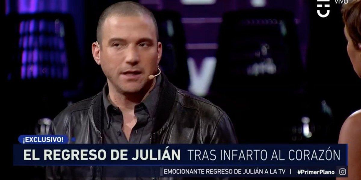 """El emocionante regreso de Julián Elfenbein a """"Pasapalabra"""" tras sufrir infarto"""