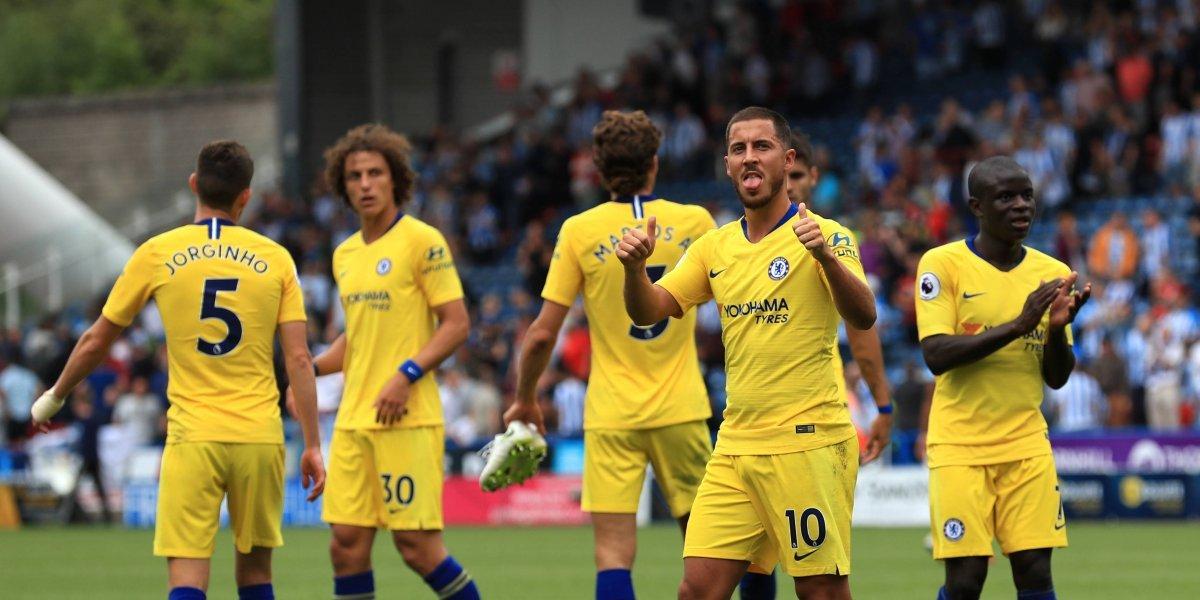 Chelsea debuta con victoria en el inicio de la Premier League