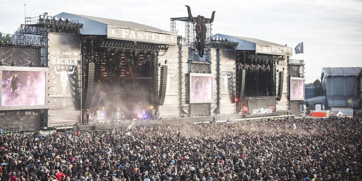 """Lo que realmente pasó con los dos """"abuelos"""" y el concierto de metal en Alemania"""