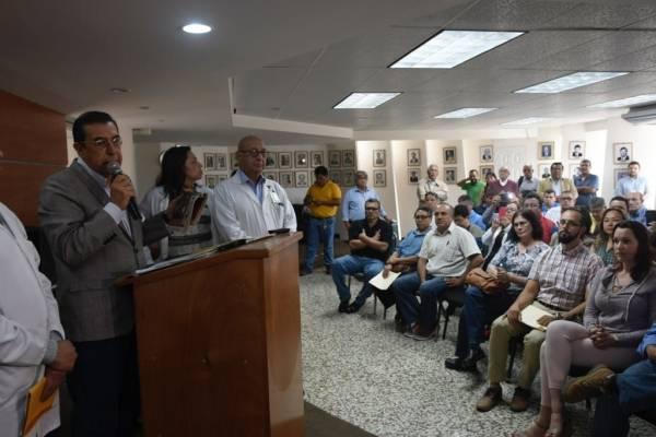 Conferencia médicos
