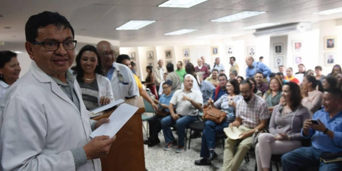 Médicos anuncian el cierre de consulta externa en hospitales y otras medidas
