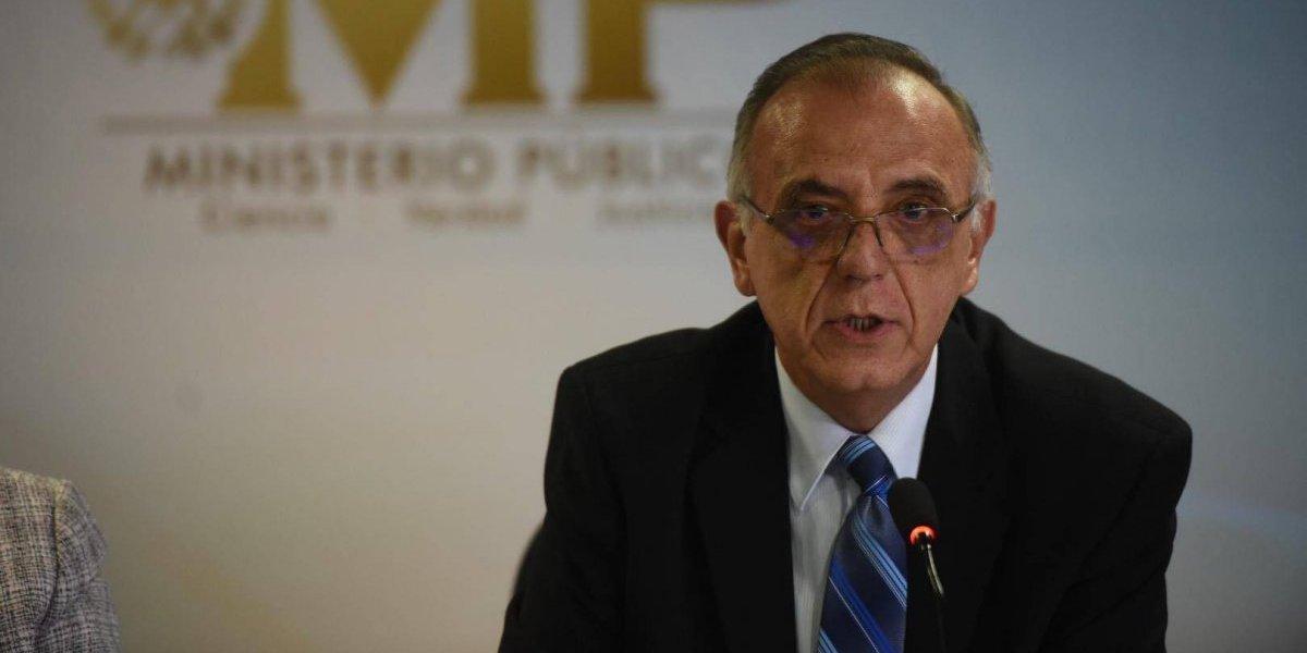 Velásquez resalta elementos que permitieron avanzar en investigaciones por corrupción en Guatemala