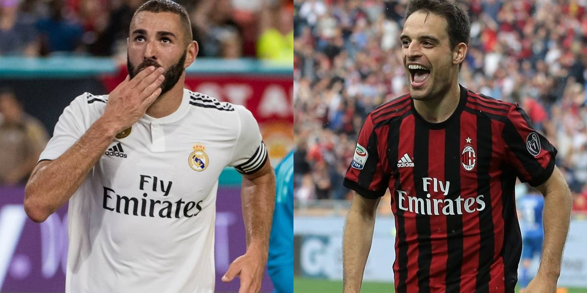 Real Madrid y AC Milan protagonizan un verdadero amistoso de lujo