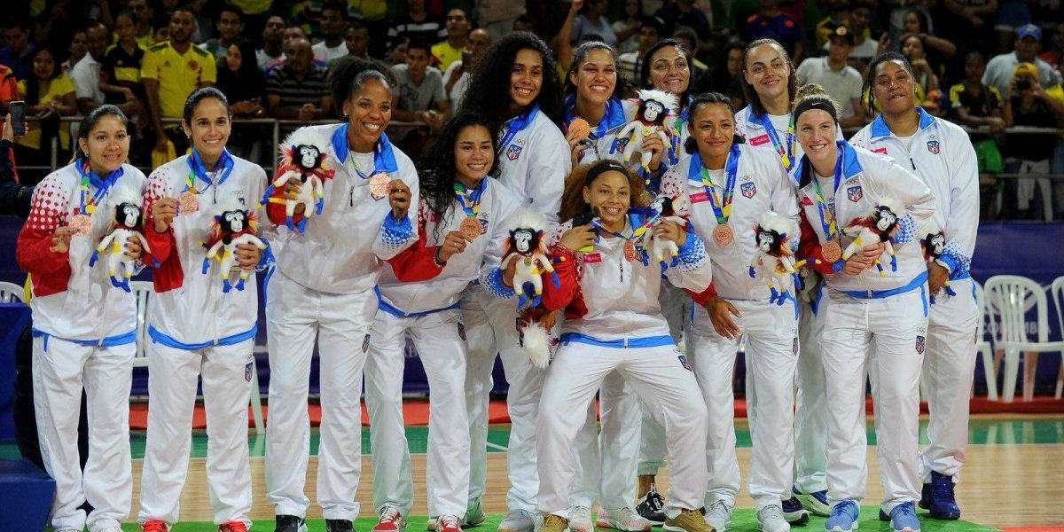 Centrobasket femenino en Manatí se transmitirá por Wapa Deportes
