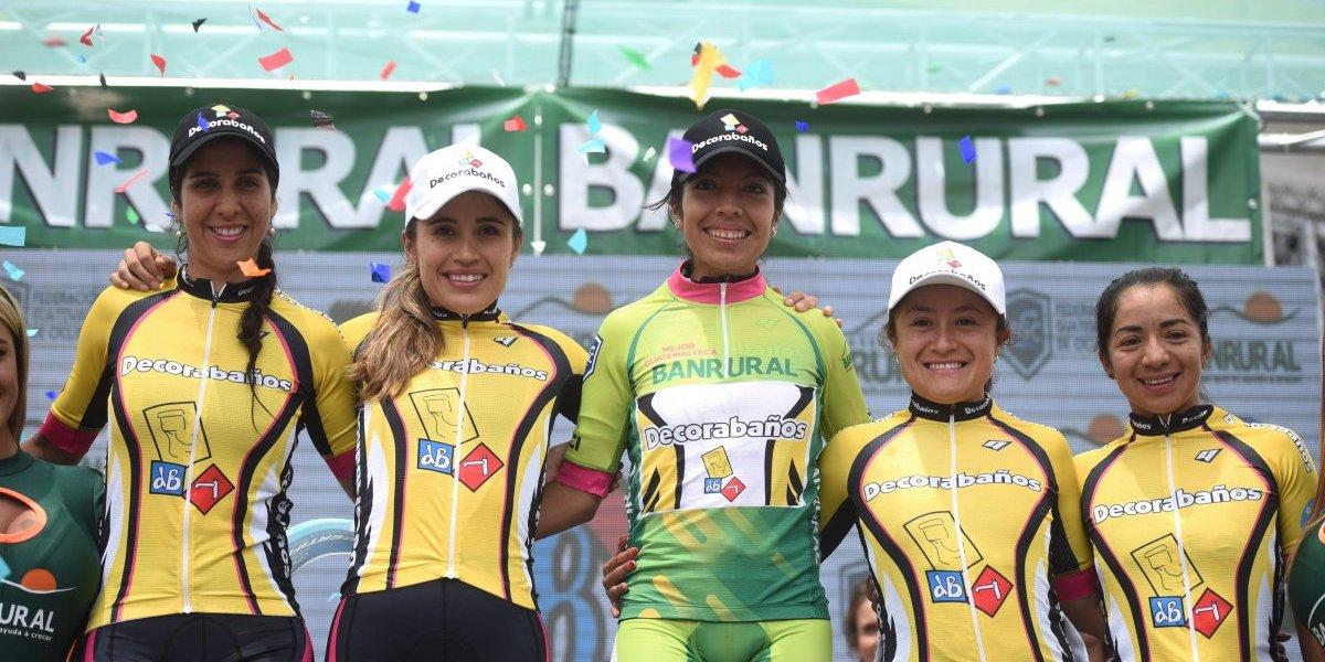 Ciclista guatemalteca Gaby Soto llega a México en busca de cumplir un sueño