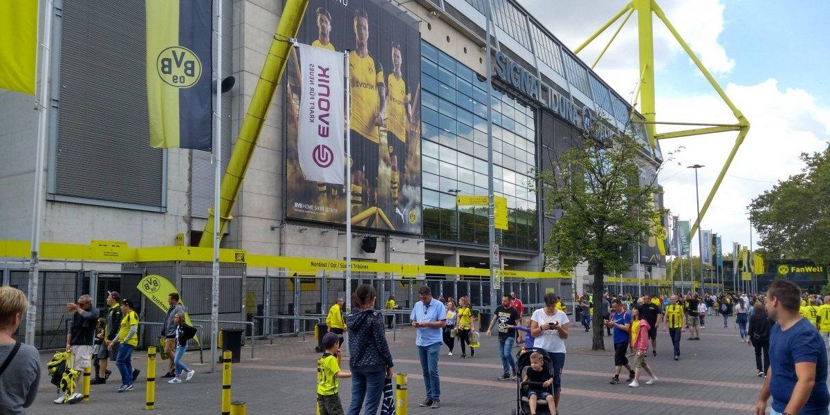Borussia Dortmund: una ciudad detrás de un mismo color