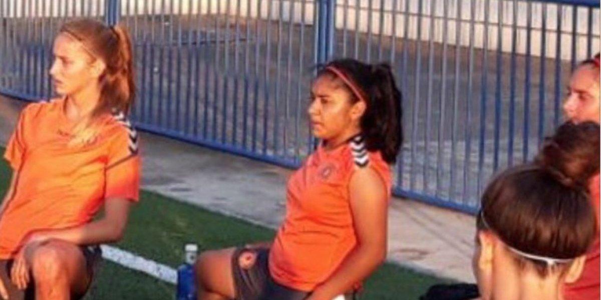 Guatemalteca Madelyn Ventura brilla con su primer gol con el Zaragoza de España