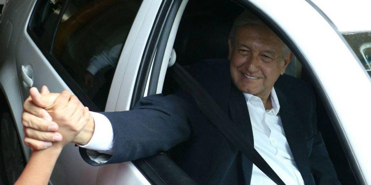 López Obrador se reúne con coordinadores estatales