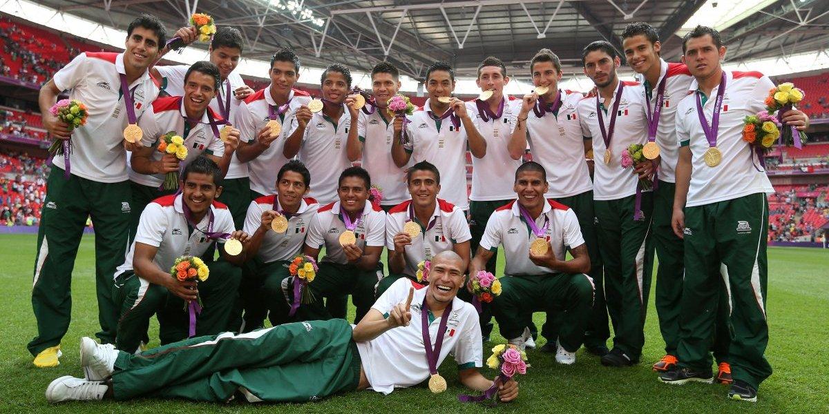 Juegos Olímpicos recuerda el oro de México en Londres 2012