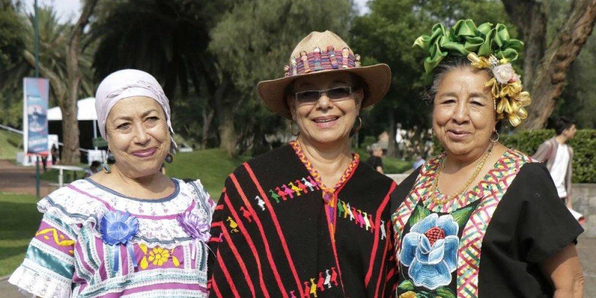 La Ciudad de México tiene la mayor población indígena del país