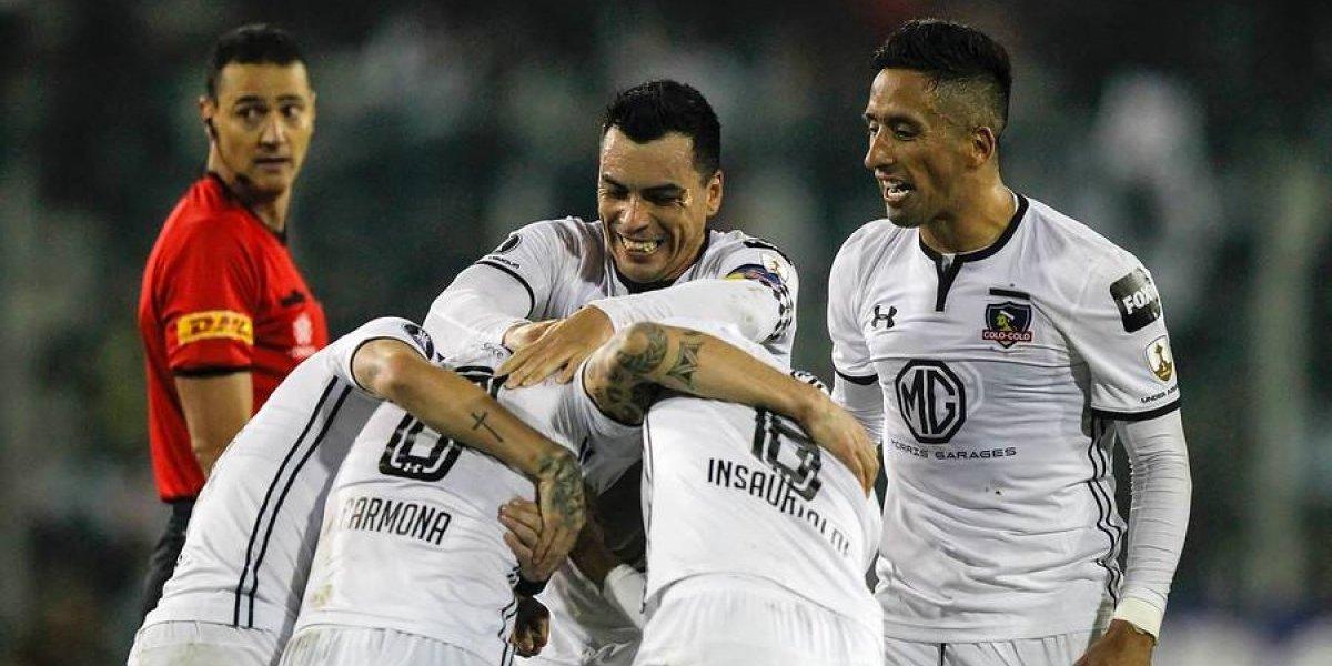 Repite esquema: Tapia usará ante San Luis la misma formación de Colo Colo que le ganó a Corinthians