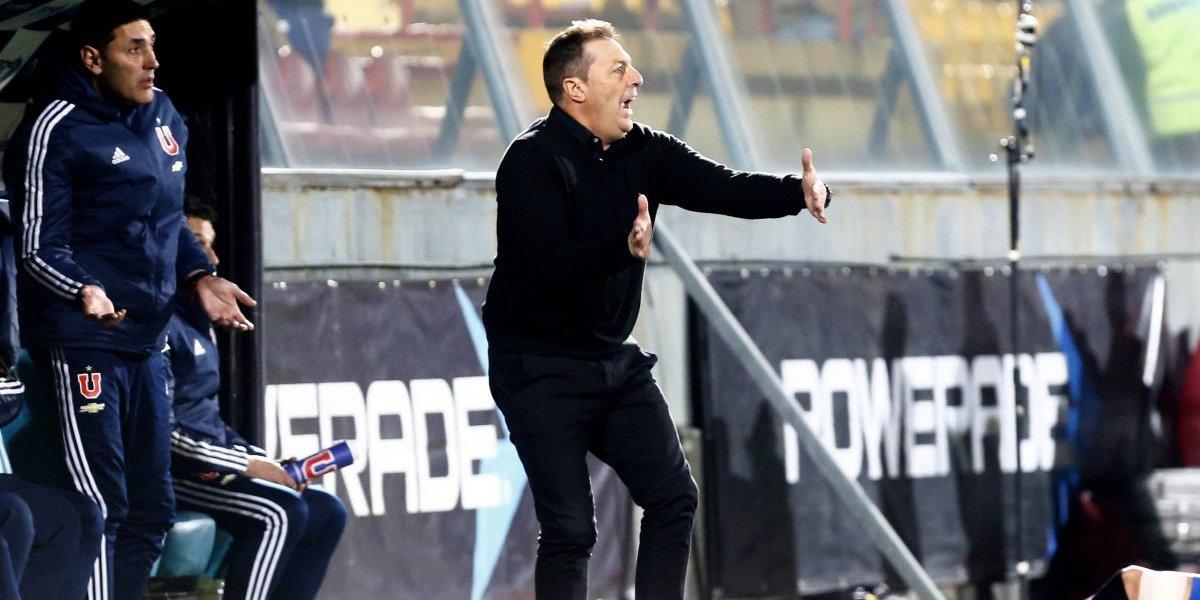 """Kudelka le avisa a Angelo Henríquez: """"Hay que seguir exigiéndole todo lo bueno que hizo"""""""