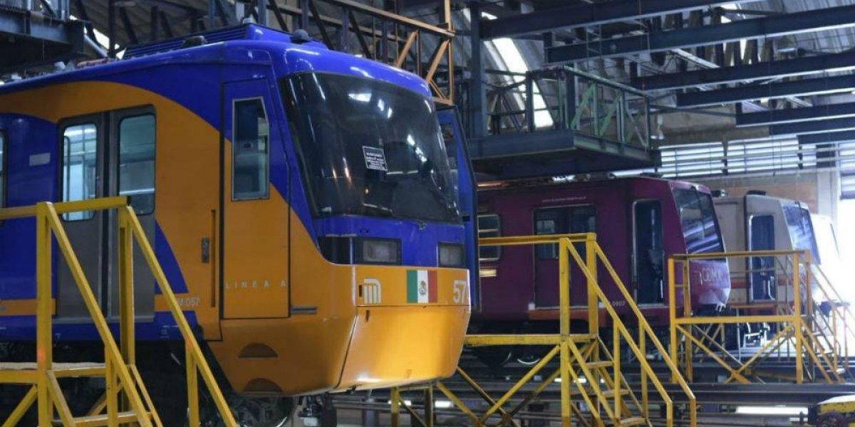 Amplían talleres del Metro con 52 millones de pesos