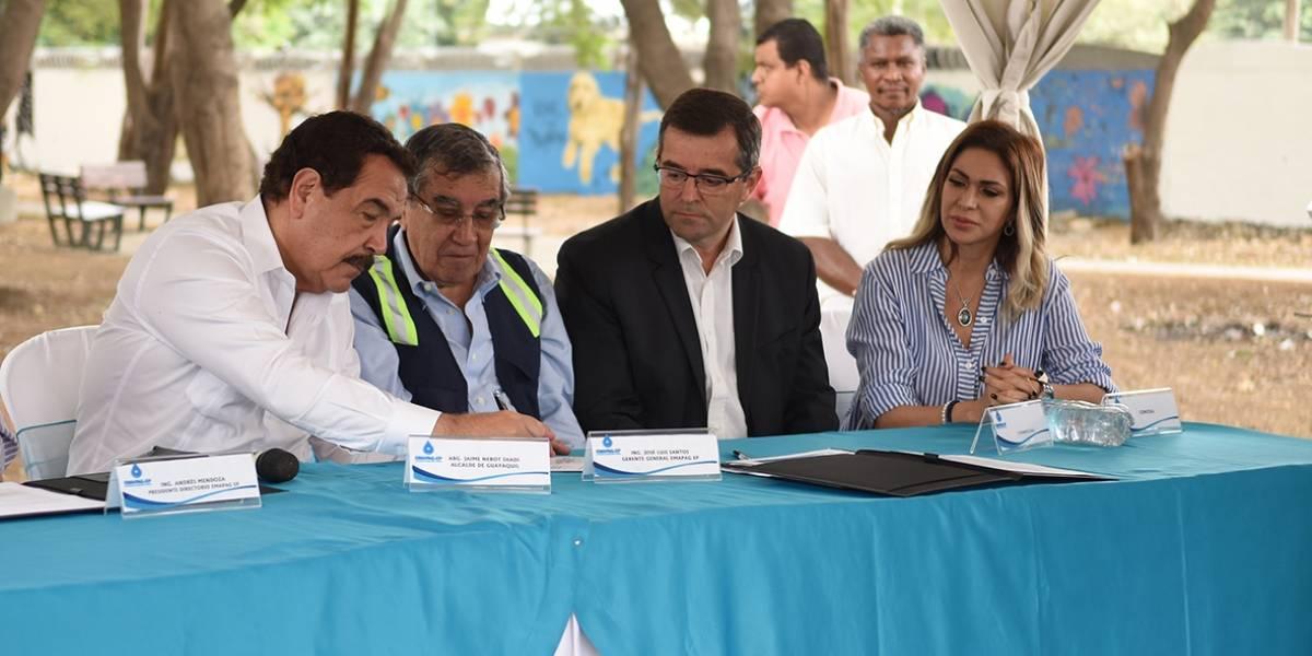 Guayaquil: Un millón de personas se beneficiarán con planta Las Esclusas