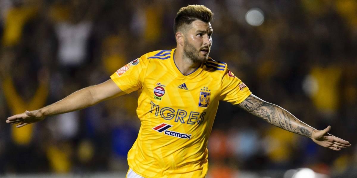 Va Gignac tras récord goleador de Tomás Boy en Tigres