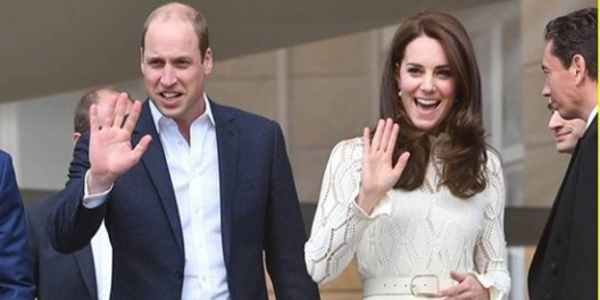 4 momentos que muestran lo enamorado que está el príncipe Guillermo de Kate Middleton
