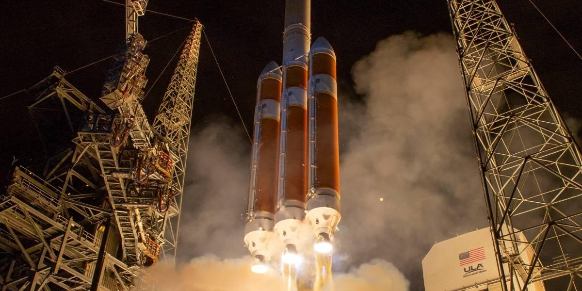 NASA lança sonda em direção ao sol