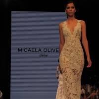 Desfile de Micaela Oliveira