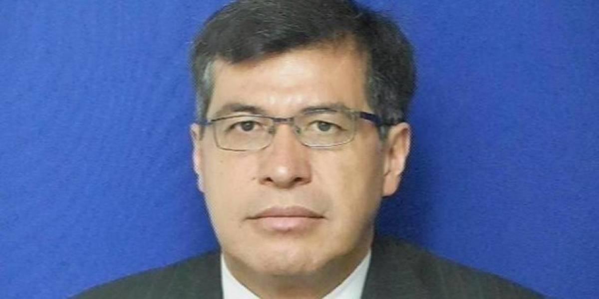 Fotos: Este es el presunto asesino del funcionario del Banco de la República