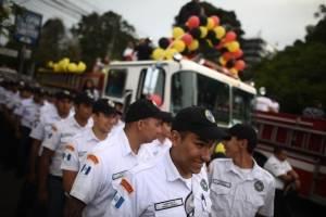 Aniversario de Bomberos Voluntarios