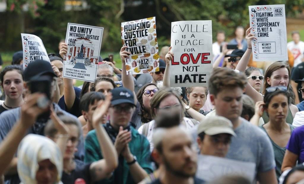 Manifestaciones Charlottesville