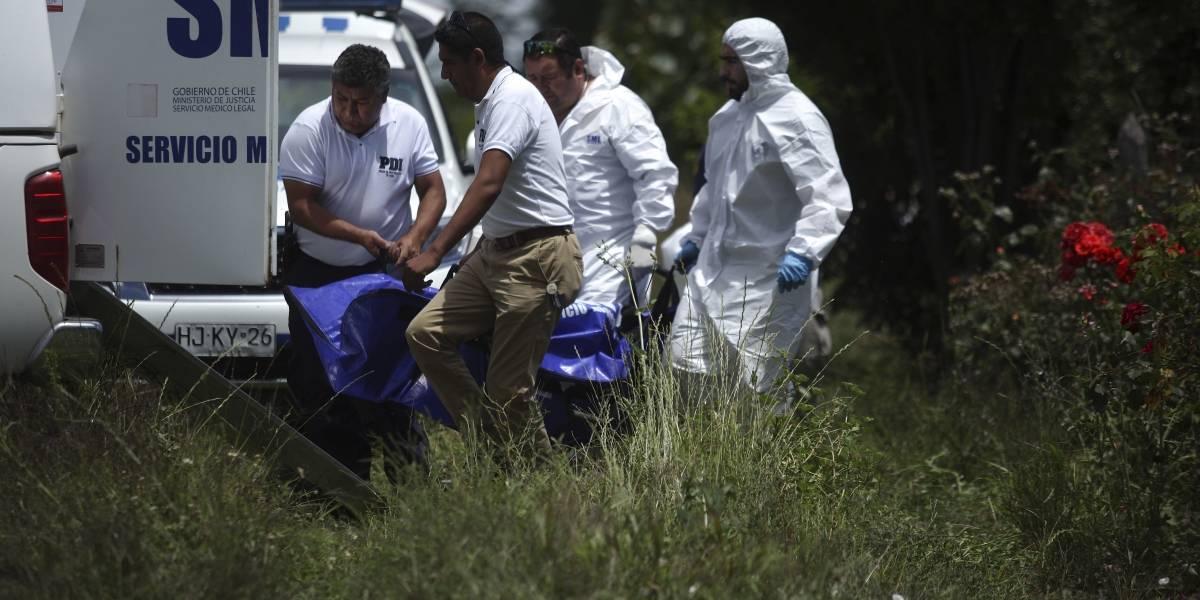 Muertos de furgón en Quilpué: se trataría de femicidio y posterior suicidio
