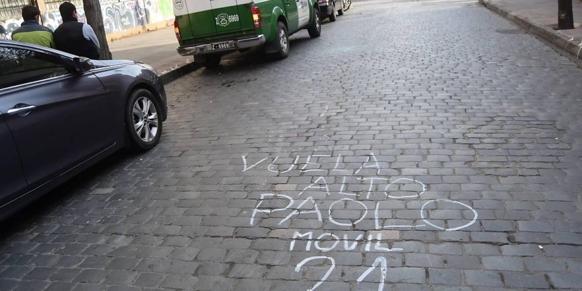"""Después de anuncio de """"guerra sin cuartel"""": formalización de homicida de taxista se realizará en medio de fuertes medidas de seguridad"""