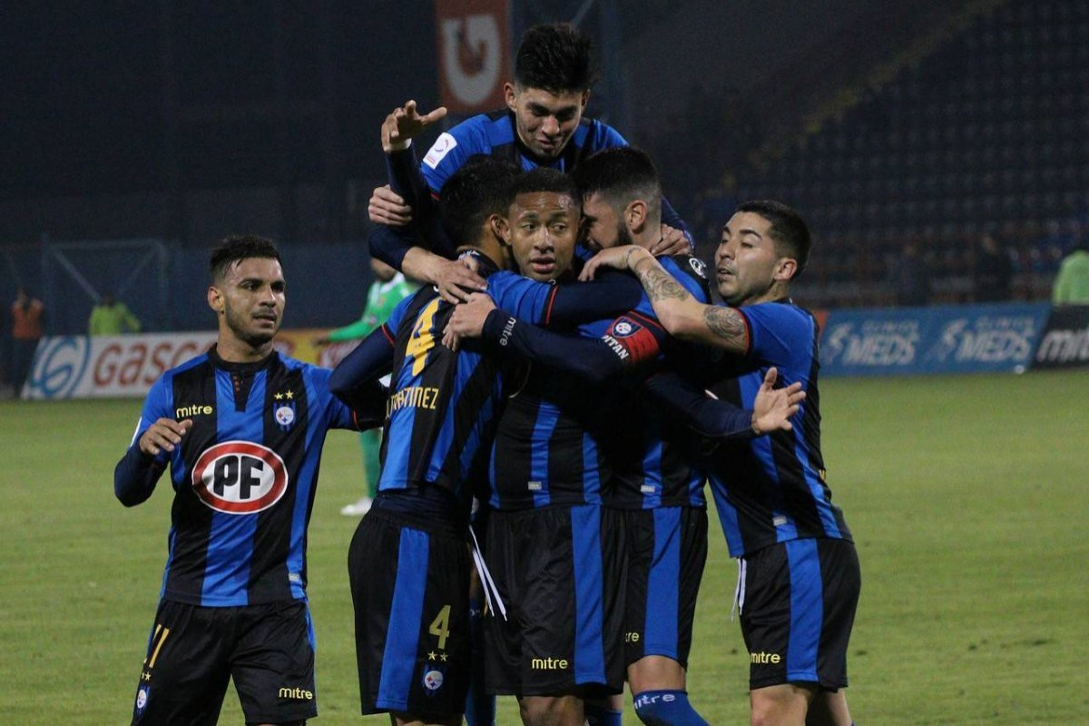 Huachipato forgot the bad things and cut the good streak of Audax Italiano