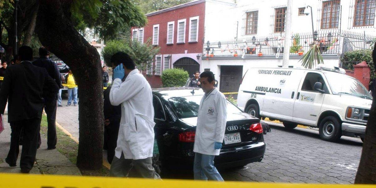 PGJ investiga hallazgo de cuerpo en la colonia Roma Sur