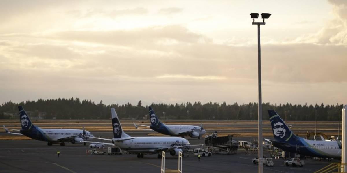 Recuperan caja negra de avión robado en Seattle