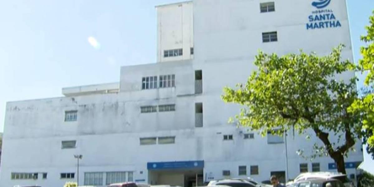 Mulher baleada dentro de hospital no RJ tem quadro de saúde estável