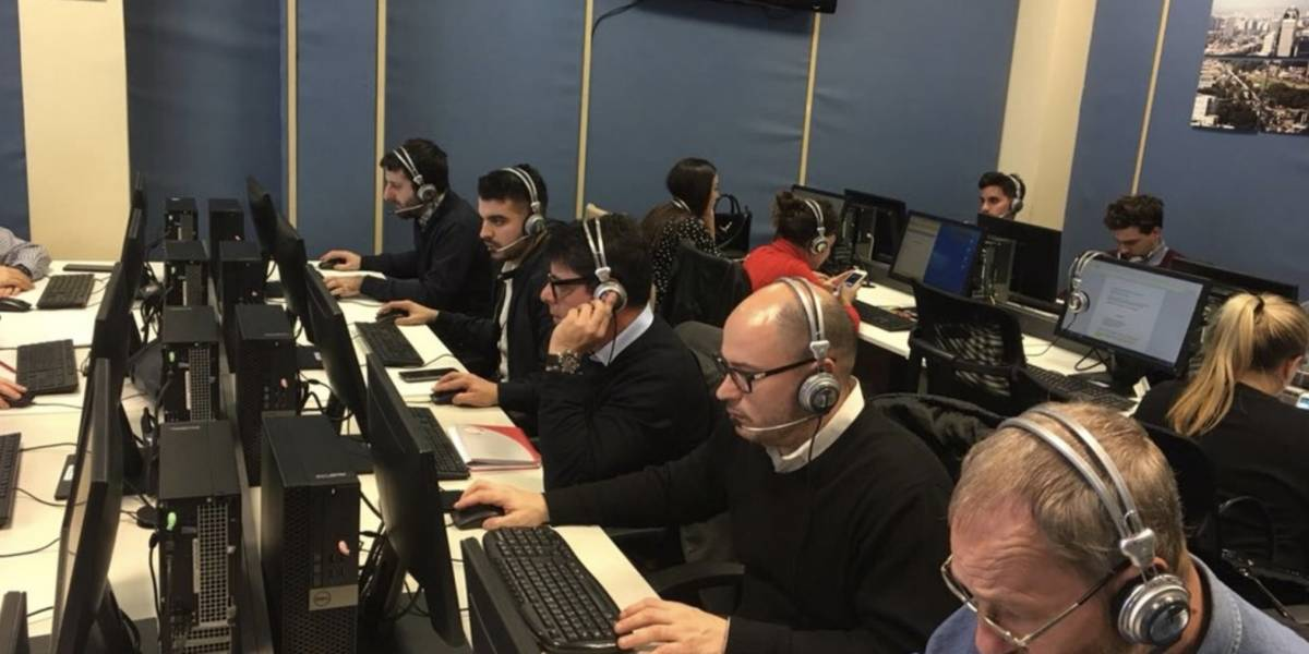 Detectan call center que acosa a usuarios