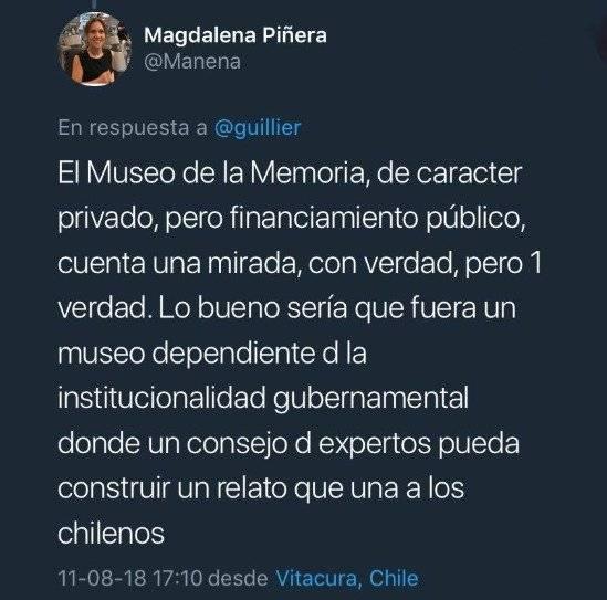 magdalena Piñera