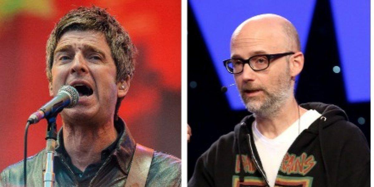 Netflix lanzará documental musical de Noel Gallagher y Moby