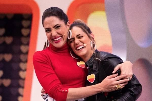 Carolina Cuervo y Susy Mora