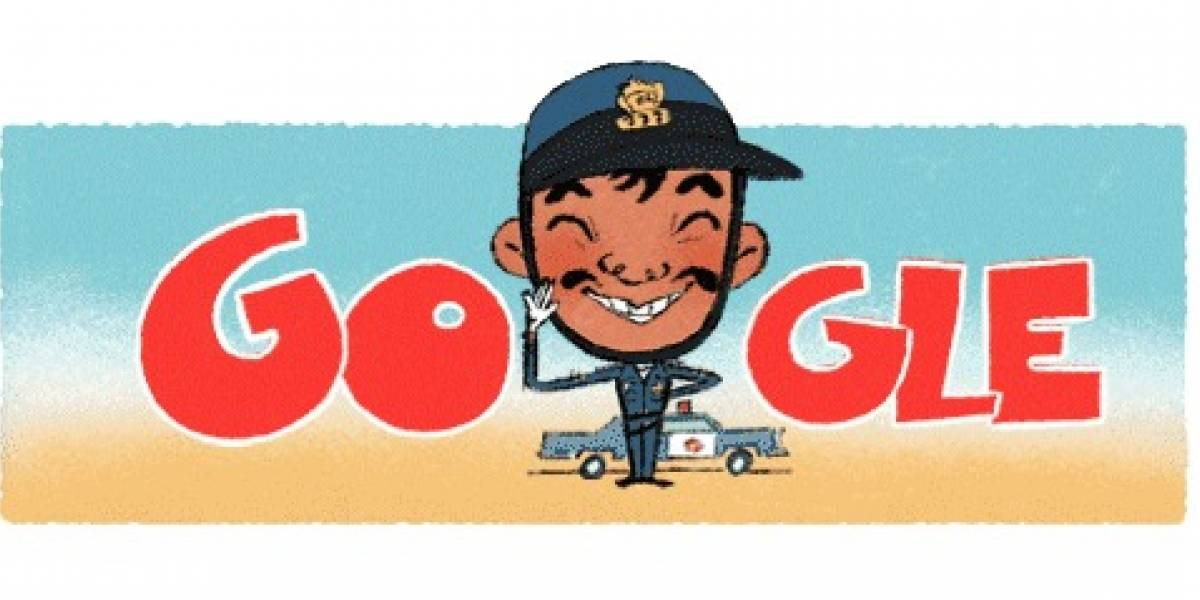 Google le dedica un 'doodle' a Cantinflas