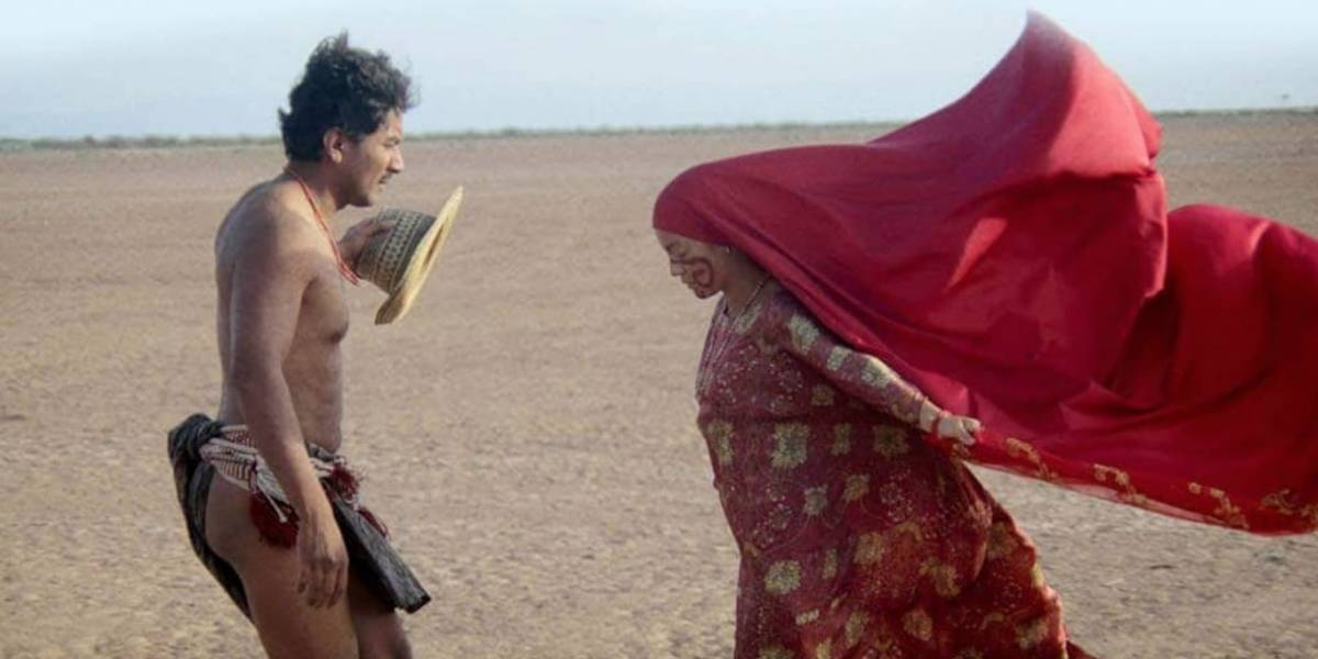 'Pájaros de verano', premiada por mejor dirección en Festival de Cine de Lima