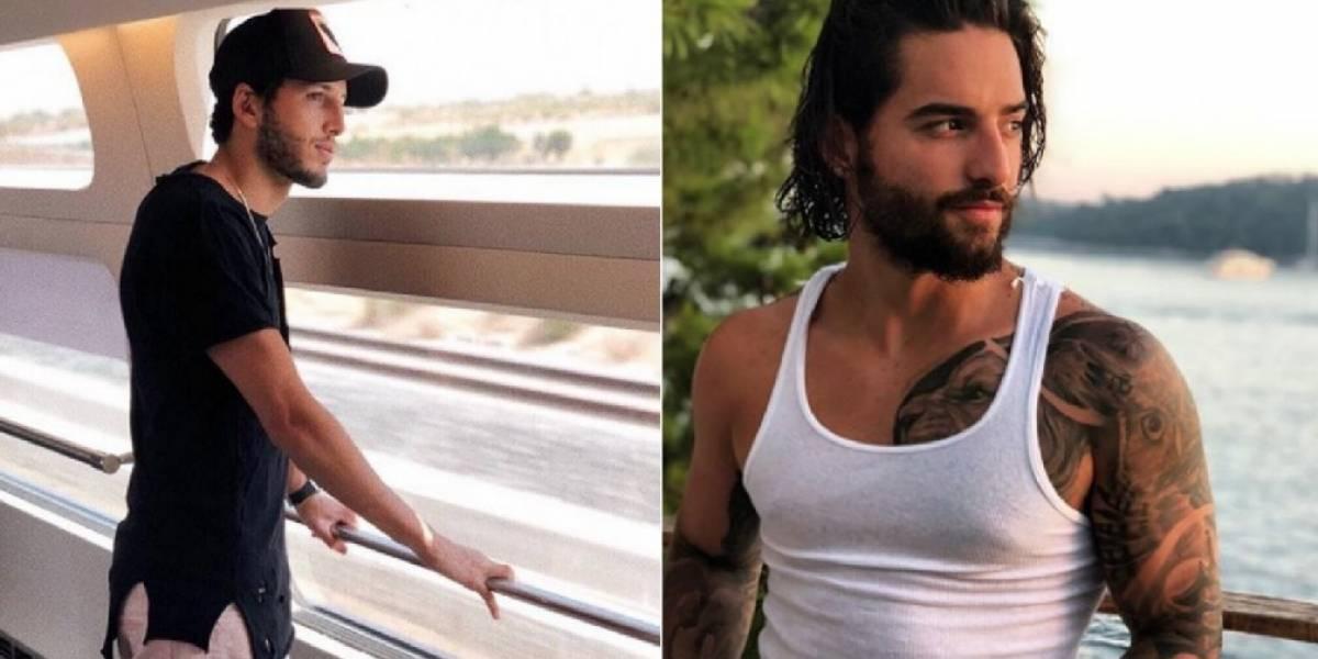 """""""¿Estaban en descuento?"""": preguntan a Yatra y a Maluma por usar la misma camisa en sus videos"""